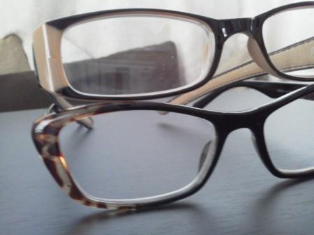 老眼鏡 (2)