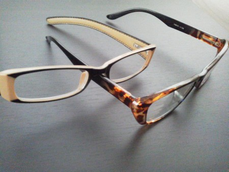 老眼鏡 (1)