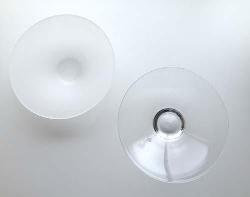 ガラス皿1