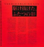 吉田真里子SOS011