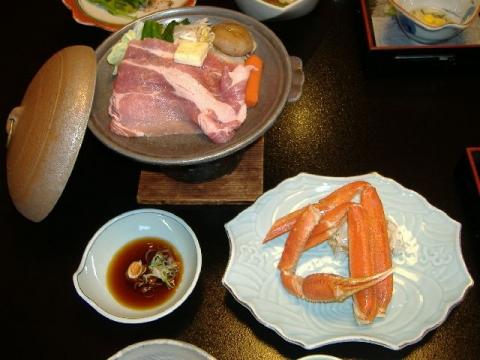 美松 夕食1