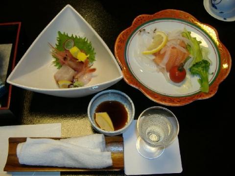 美松 夕食2