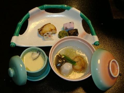 美松 夕食4