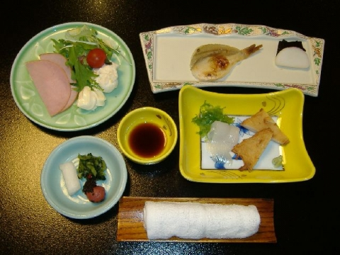 美松 朝食2
