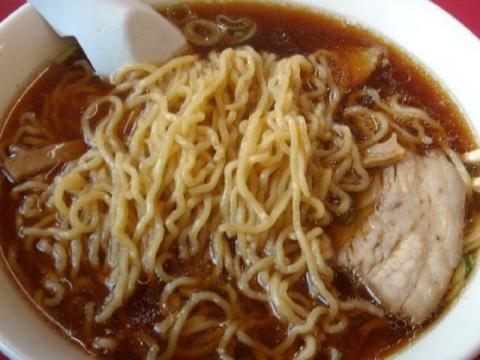 笹舟栄店・ラーメン 麺