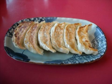 笹舟栄店・餃子