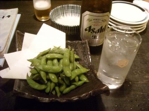 一番星・ビール&焼酎