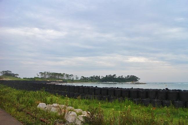 大谷海岸駅2