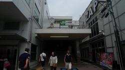 20140621大船駅から北鎌倉駅へ1