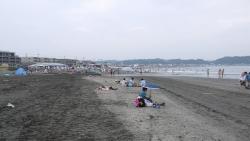 20140816由比ヶ浜2