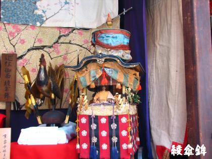 祇園祭-7/12-17