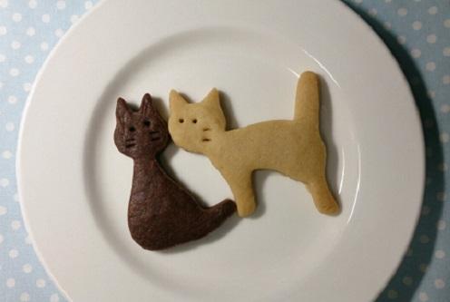 にゃんこクッキー