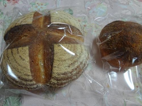 二十四節記 田舎パン