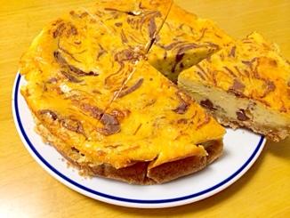 マーブルチョコチーズケーキ