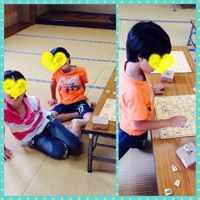 子ども将棋教室☆