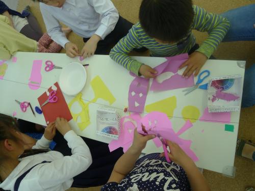 紙の造形3