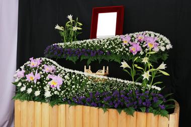 家族葬シンプルデザイン5122