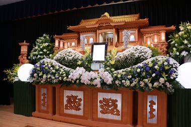 花祭壇白青4925