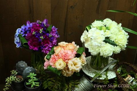 誕生石の花束