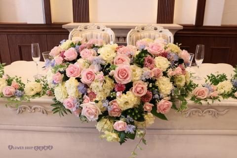 ハート メイン 結婚式