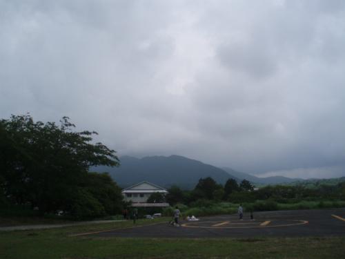 道の駅からの景色