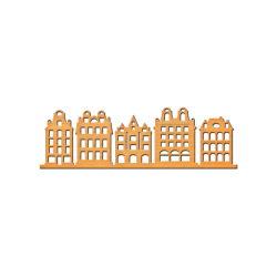 104727 Spellbinders Shapeabilities Inspire ダイ (Row Houses) 1090en