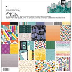 115069 [Basic Grey] コレクションパック12インチ (Second City) 2320en 0815