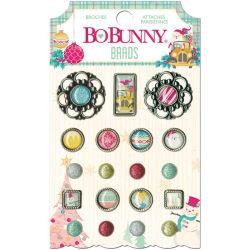 138637 [Bo Bunny] Candy Cane Lane ブラッズ 570 0827