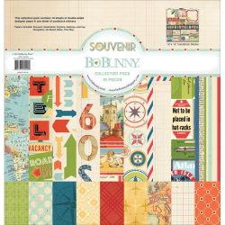 138758 [Bo Bunny] Souvenir コレクションパック12インチ 2120 0827