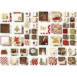 115744 [Simple Stories] Sn@p! Insta Squares 52枚 (Cozy Christmas) 570