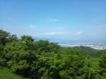 日本平からの景色
