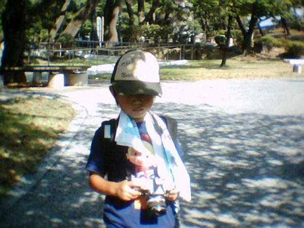 こと パパのカメラ
