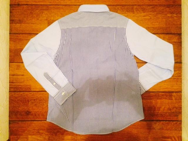 BB LADYS BDシャツ2