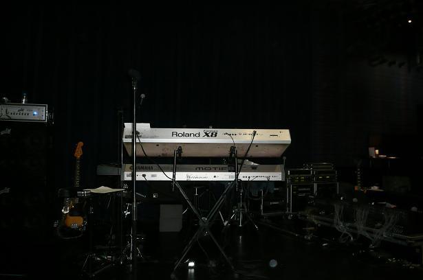 Rays concert at Billbooard Live Osaka 1