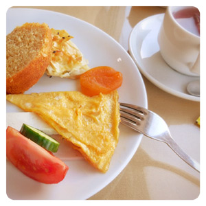 イスタンブールの朝食