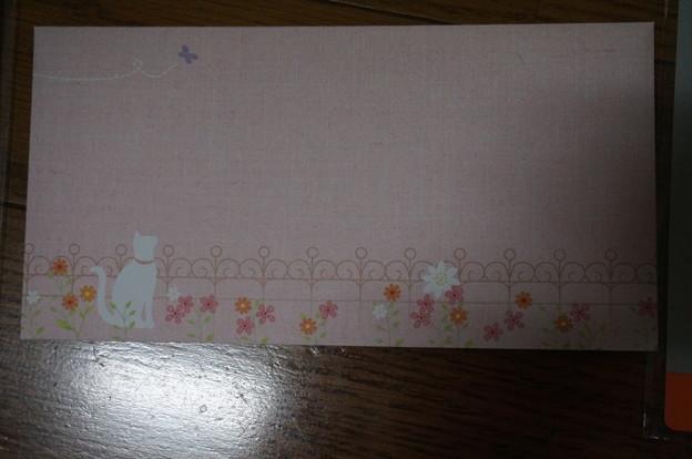 ニャンコ封筒