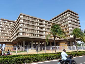 省庁のビル