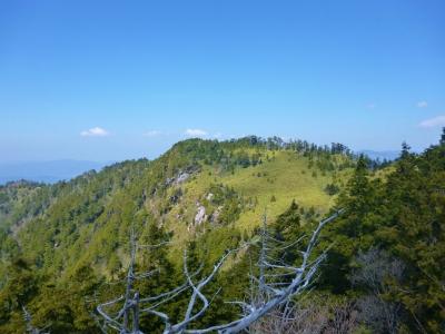 2014年 南木曽岳