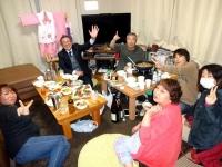Wo14年2月20日1夕食最後の晩餐