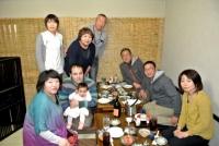 JJ14年3月1日初節句祝い1
