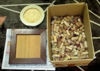 鍋敷き材料