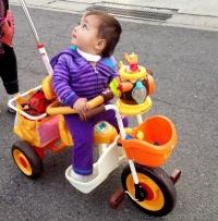 JJ14年4月9日New三輪車1