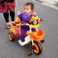 JJ14年4月9日New三輪車2