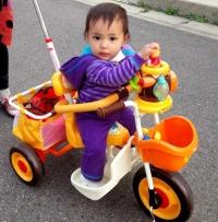 JJ14年4月9日New三輪車4