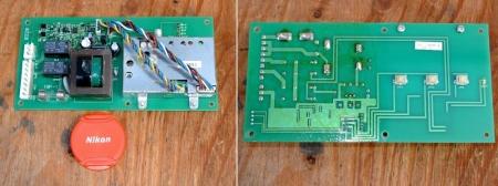 DIY14_6_16 電動ゲートSW修理2