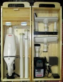 DIY14_9_8 充電掃除機収納Box