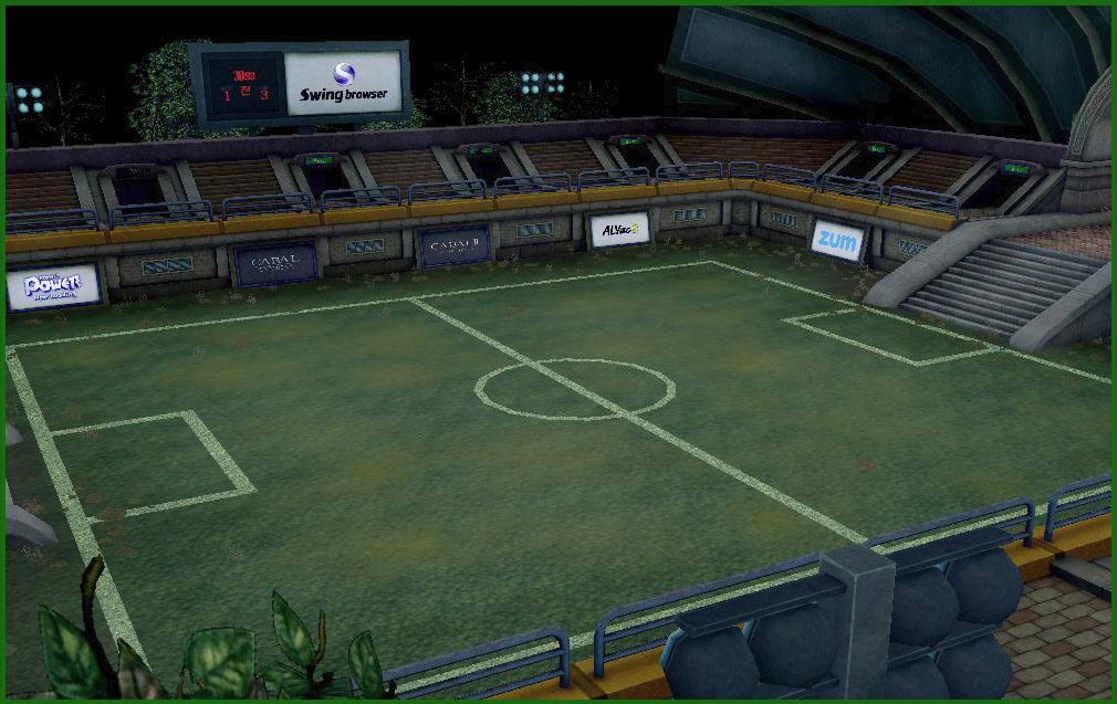 エターナルフットボールアリーナ3