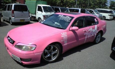 ピンクアリスト