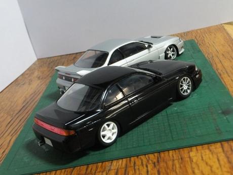 S14後期シルバー