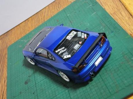 S15ワイド青
